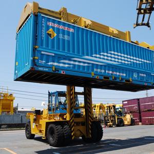 輸出入貨物取扱いイメージ